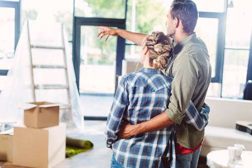 Freedom to Personalize When Buying a Home