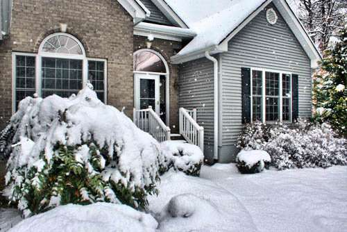 Home Maintenance Tips for The Winter