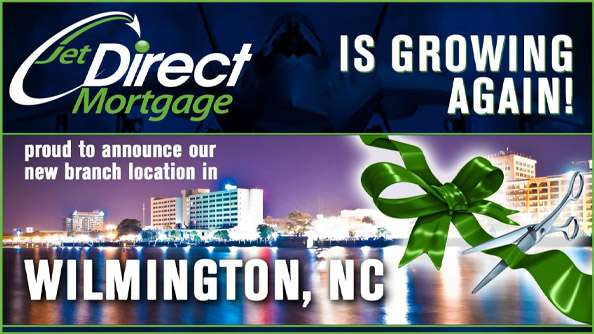 Mortgage Calculator Nc >> Jet Direct Mortgage Opens New Branch Office In Wilmington