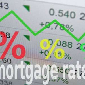 Mortgage Rates Step Back
